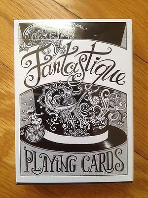 Fantastique Rare Limited Custom Playing Cards - Dan & Dave Professional Deck *