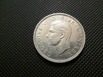 1940 George Vi Florin/two Shillings