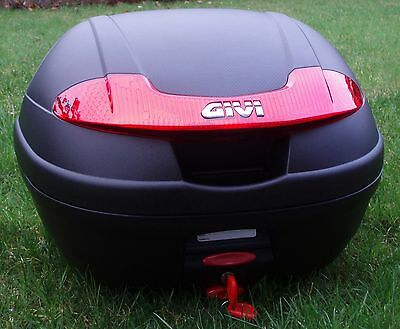 Givi E340N Monolock Motorcycle Top Box (no mounting plate)