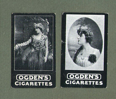 100+ years OLD circa 1902 cigarette cards NO labour backs Guineau Gold Tabs #522