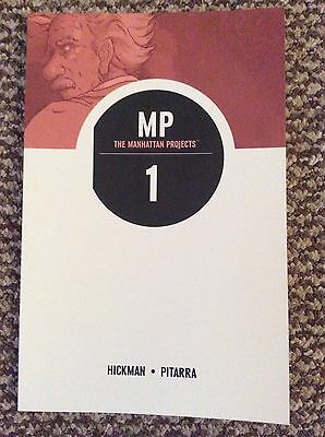 The Manhattan Projects: Volume 1, Low Price!