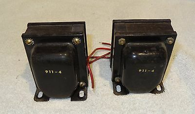 HP / Paeco #911-4 Choke - Tube DIY Audio Power Supply Filter - Vintage Classic