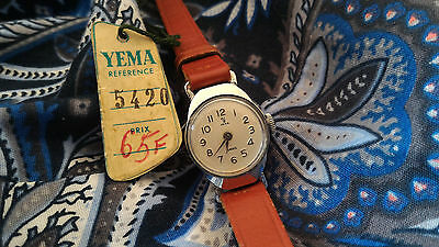 Yema Nos Montre Ancienne  - Femme - French Vintage