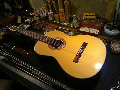 Summerfield Studio Classical Electro Acoustic Guitar
