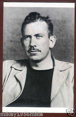 John Steinbeck Iconic American Writer high quality card Ideal for framing C17