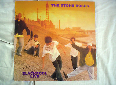 The Stone Roses, Blackpool Live, August 1989, Very Good+ Condition