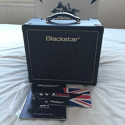 "Blackstar HT-1R 1w x 8"" speaker Guitar Amp with Reverb ***Awesome practice amp"