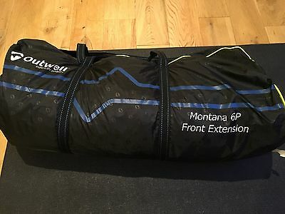 OUTWELL Premium Extension for Montana 6 tent