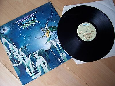 URIAH HEEP : DEMONS AND WIZARDS LP : UK 1st PRESS : RECORD EX CON