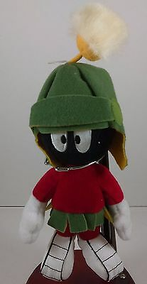 "Marvin The Martian Plush 9"" Looney Tunes Warner Bros 2001"