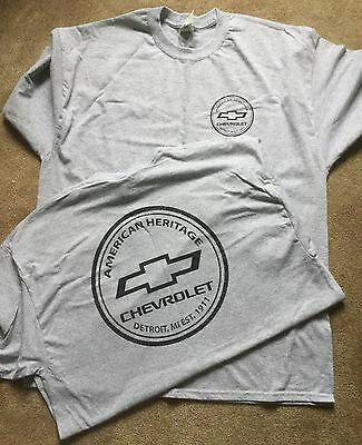 Chevrolet T~shirt Size XL ~ BN