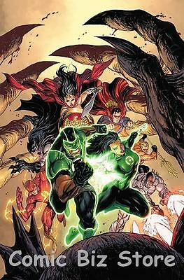 Green Lanterns #15 (2017) 1St Printing Dc Universe Rebirth Bagged & Boarded