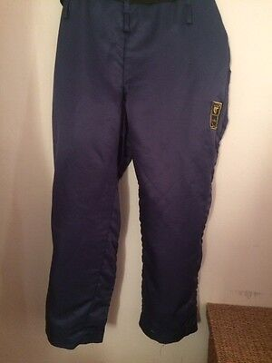 Husqvarna Chainsaw Trousers Zipped Chaps One Size