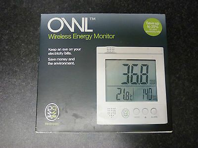 Owl CM113 Wireless Electricity Monitor