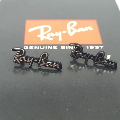 Authentic Rayban RB 4147  Replacement Icons / Trim Logo Genuine Ray-Ban Genuine