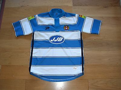 Patrick Wigan Warriors Rugby League Shirt/top/jersey/adult large