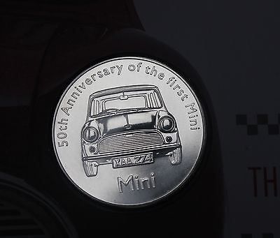 The Royal Mint-50th Anniversary of a British icon -Mini coin