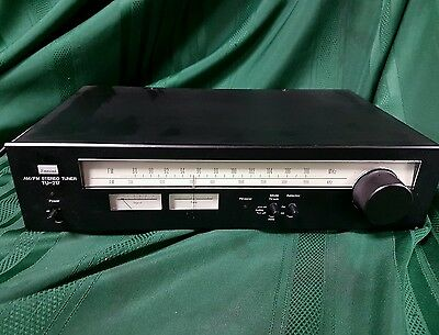 Sansui Am/fm Stereo Tuner - Tu-217 - Vintage - Tested Working