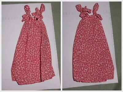 ANCIENNE ROBE MANEQUIN -VINTAGE style barbie