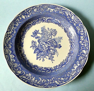 Spode Blue Room Collection Byron Groups Plate