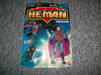 He-Man - New Adventures: SKELETOR - OVP MOC - Masters Of THe Universe