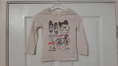 NEXT Long Sleeve Top Age 12-18 Months