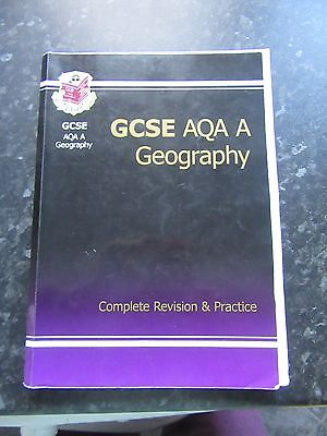 Gcse Aqa A Geography Complete Revision & Practice