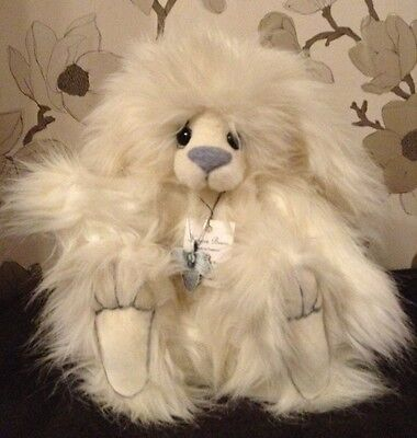 Kaycee Bears Snowflake Limited Edition Bunny Rabbit 17""
