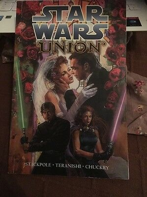 Star Wars: Union by Michael A. Stackpole, Robert Teranishi (Paperback, 2000)