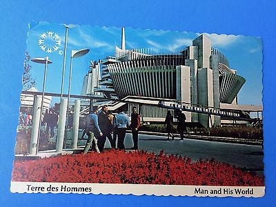 Post Card from Montreal EXPO 1967