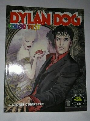 DYLAN DOG COLOR FEST n 5
