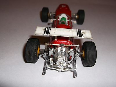 Scalextric , C/9 FERRARI 158 , Red , Made in England  Working  Superb