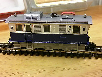 Fleischmann  Piccolo  Track Cleaning Locomotive 7969 N Gauge BOXED