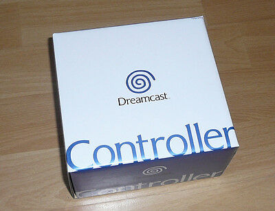 Sega Dreamcast PAD / CONTROLLER New Original in Box Never Opened !!! PAL version