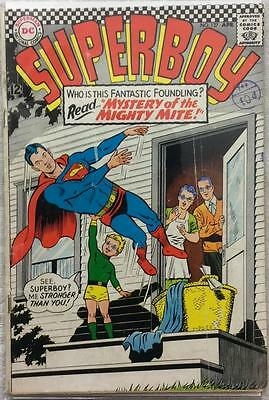 Superboy #137 (DC 1967 1st series) 49 years old. VG condition. Silver Age.