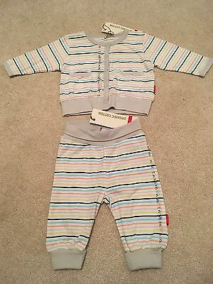 NEW With Tags, Name It Unisex Baby Outfit, Newborn, 0-3 Months, Stripe, Boy Girl