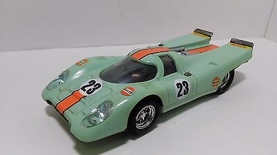Slot 1:32 Triang Scalextric Exin  Porsche 917  C-46  Made In Spain 1973 Type 2