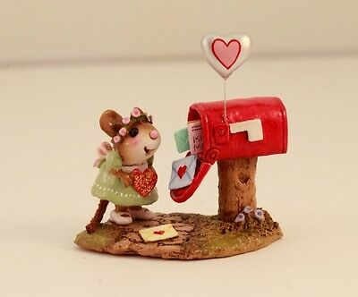 Wee Forest Folk Cupid's Special Delivery, M-383a