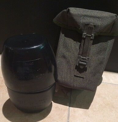 Army Survival Camping Osprey Water Bottle Carrier Mug Pouch New