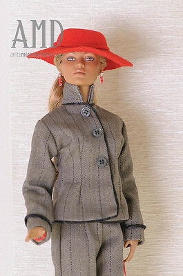 OOAK fashion for Tonner Tyler Wentworth 16'' by Anicetta, outfit only.