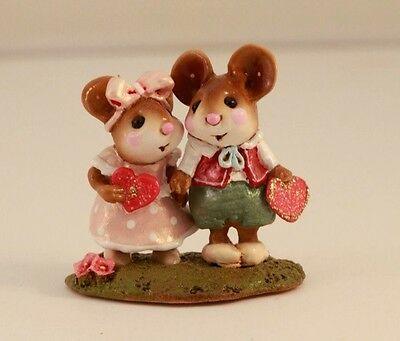 Wee Forest Folk Young Love