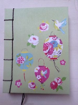 Paperchase A5 Green Notebook
