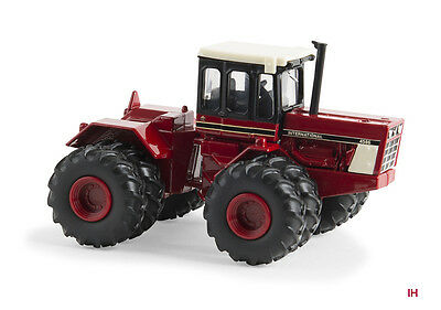 International Harvester 4586 Series Tractor (1976) Diecast 1/64 Dual Wheels