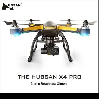 Hubsan X4 Pro Deluxe Quadcopter Drone H109S  THE TOP HIGH EDITION 1080p HD
