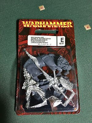 Bretonnia Lord With Lance Sixth Edition OOP