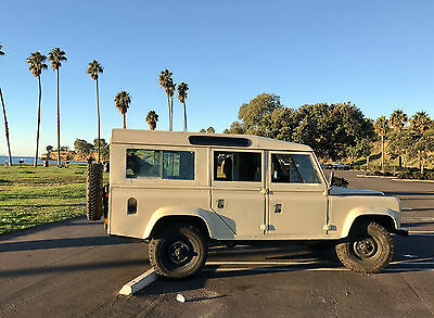 1980 Land Rover Defender Country 1984 Land Rover Defender 110 - 4 Door Country Wagon