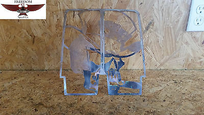 Yamaha Banshee Aftermarket Radiator Grille Guard ~ Fits All Years
