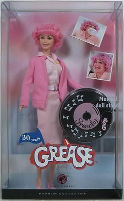 Barbie Doll - 2007 Frenchy Grease Barbie (Pink Label)