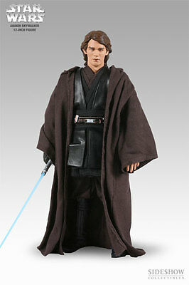 Sideshow Collectibles Order Of The Jedi Anakin Skywalker 1/6 Figure New
