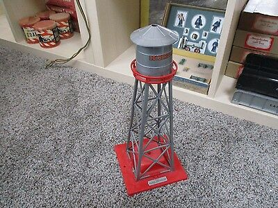 American Flyer 772 Water tower- Colber version  (A18)